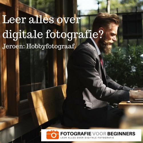 fotografie voor beginners (2)