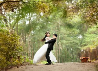 Tips voor het fotograferen op een bruiloft