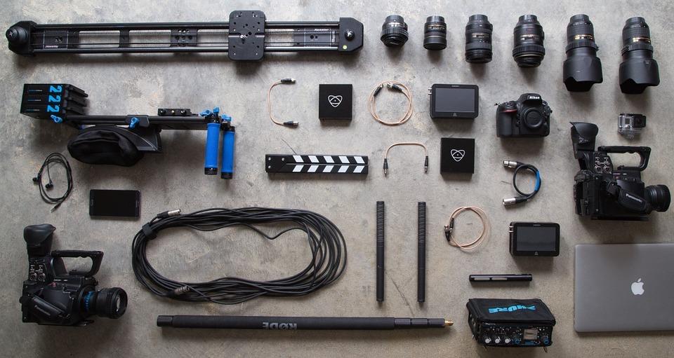camera apparatuur voor insecten fotograferen