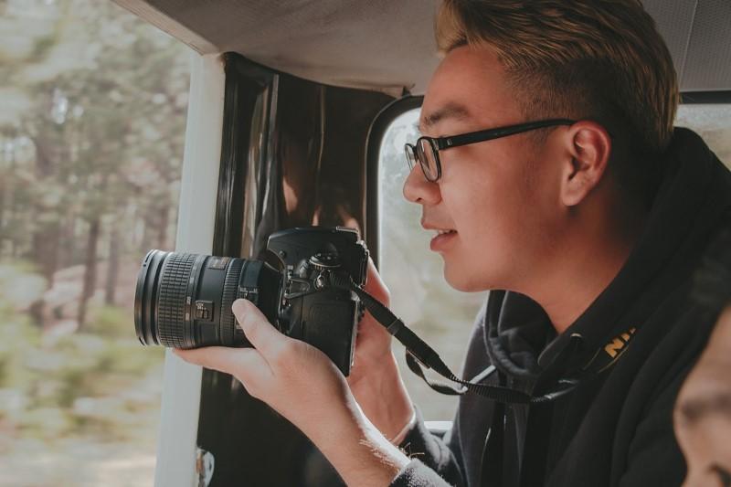 Camera stabiel houden
