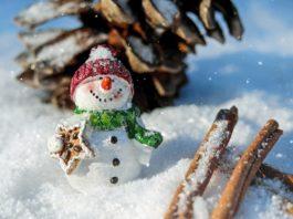 Sneeuw fotografie