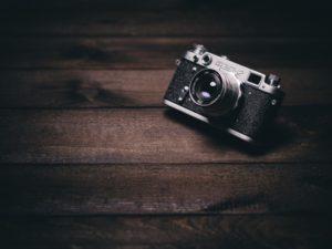 Analoge camera