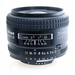 Beter leren fotograferen prime lens
