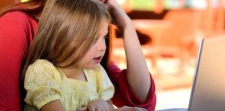 Kinderen leren fotograferen