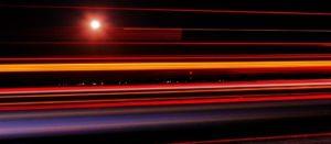 Autolichten van onderen