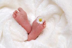 detail newborn