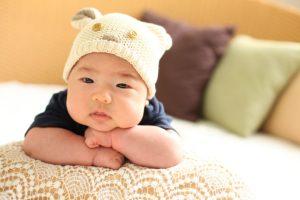 Baby Poseren
