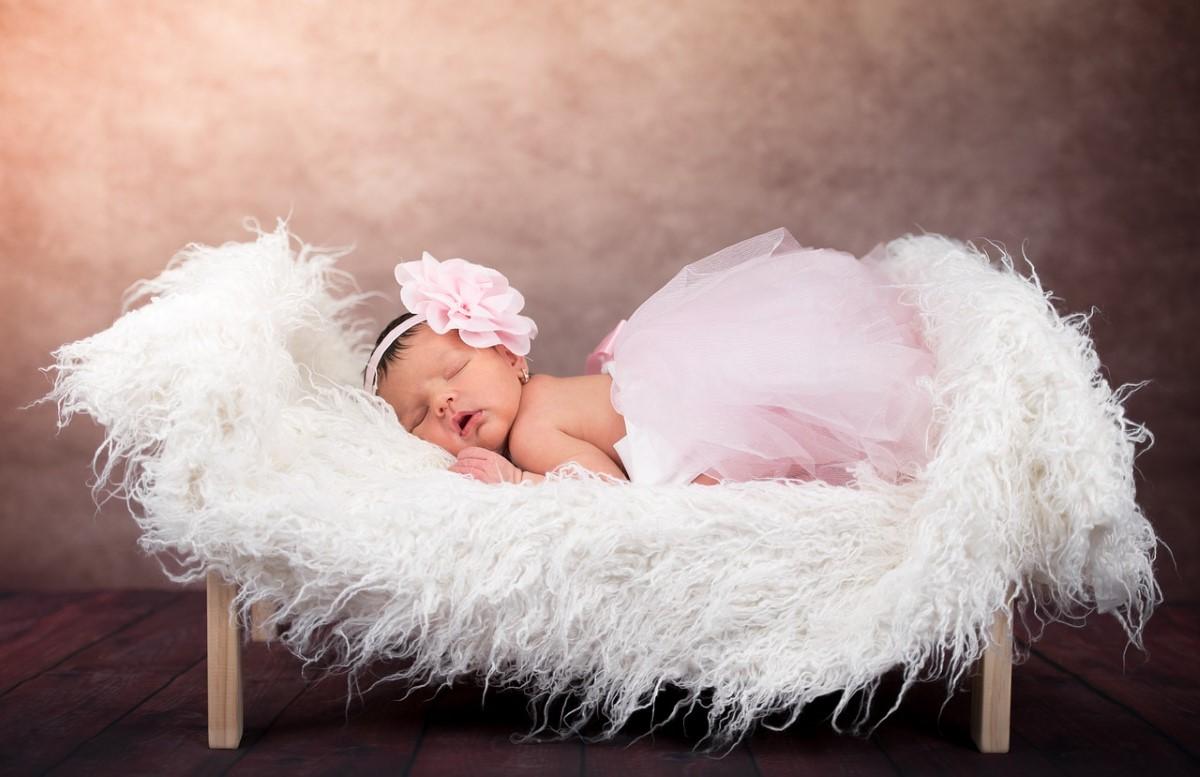 Baby fotograferen