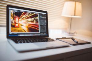 Foto's bewerken met mac