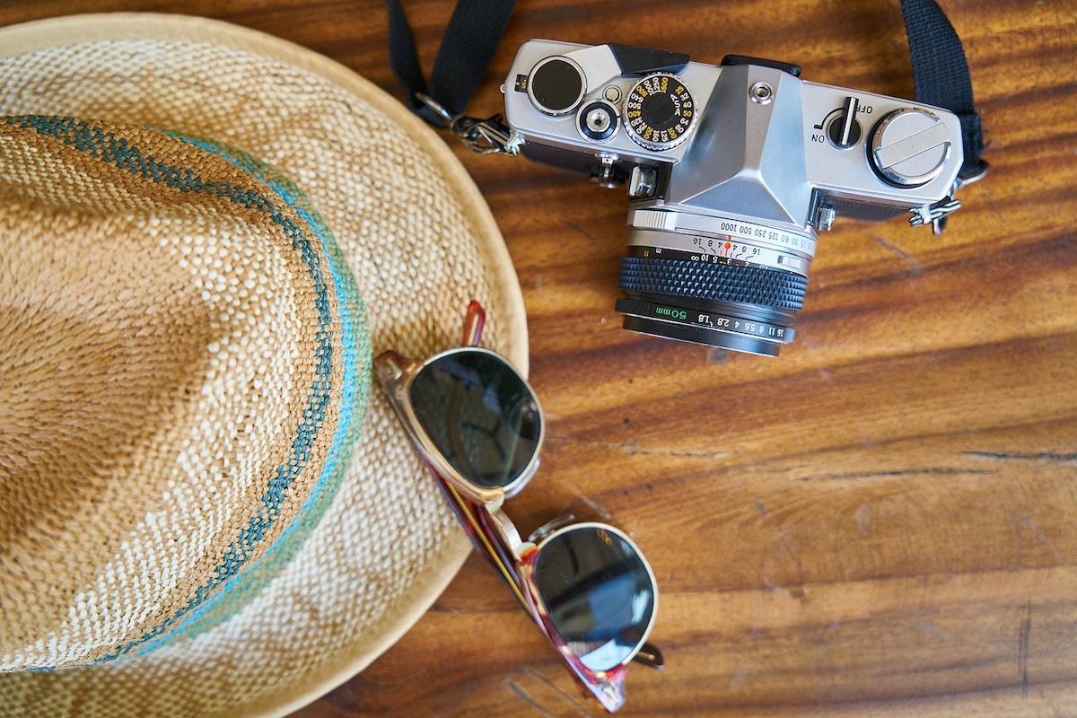 Fotografie vakantie paklijst