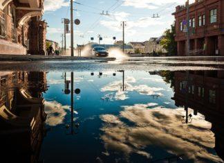 Waterplassen reflectie fotograferen