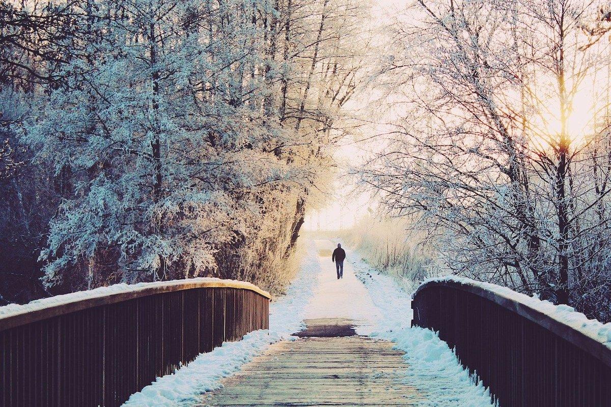 winterlandschap fotografie