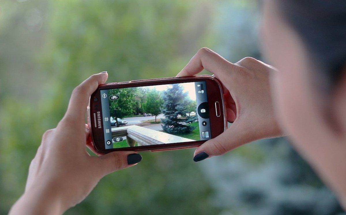 Fotograferen met je mobiel