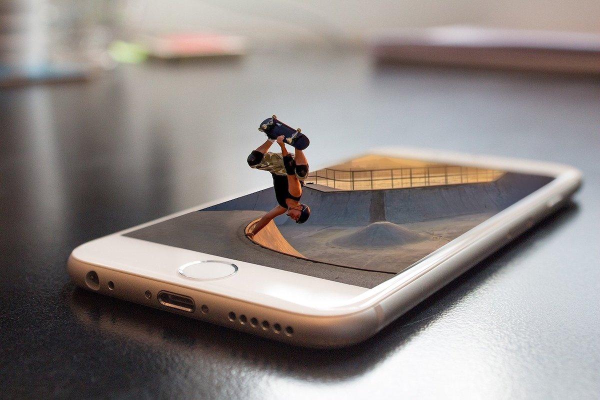 Foto's bewerken met Smartphone