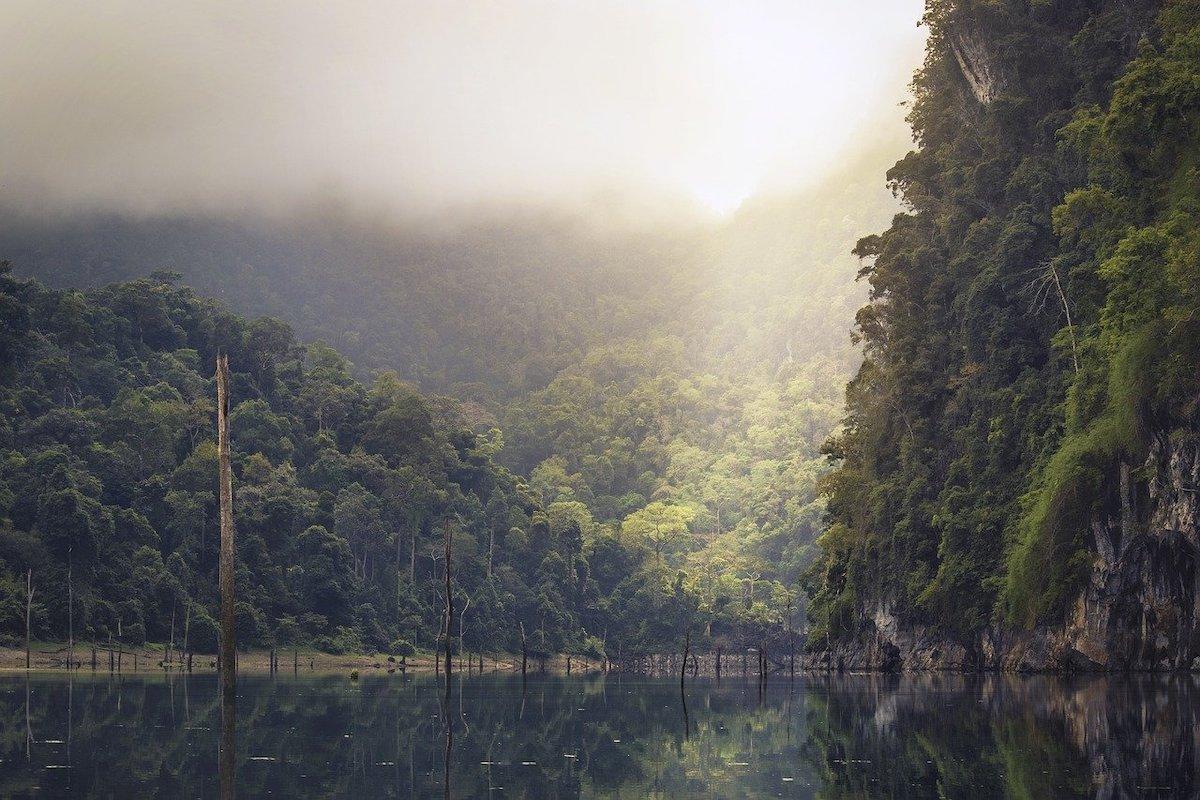 Landschappen in de regen fotograferen