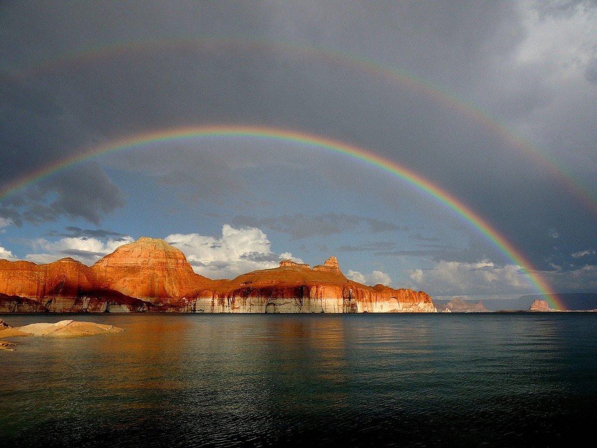 Regenbogen fotograferen