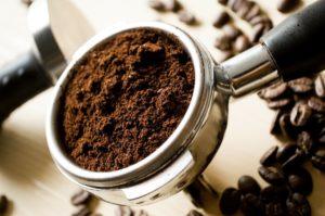 Macro koffie