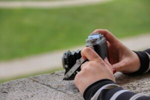 Beweging camera voorkomen