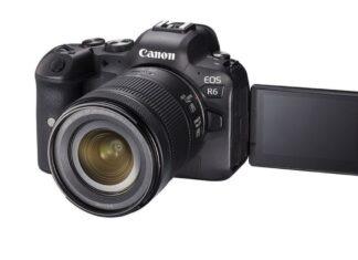 Canon EOS R6 systeemcamera