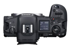 Canon EOS R5 systeemcamera