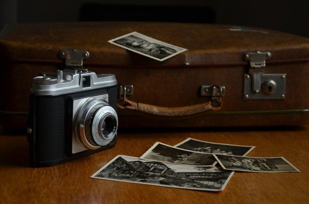 oude foto's digitaliseren