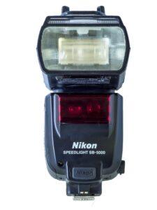 Nikon flitser