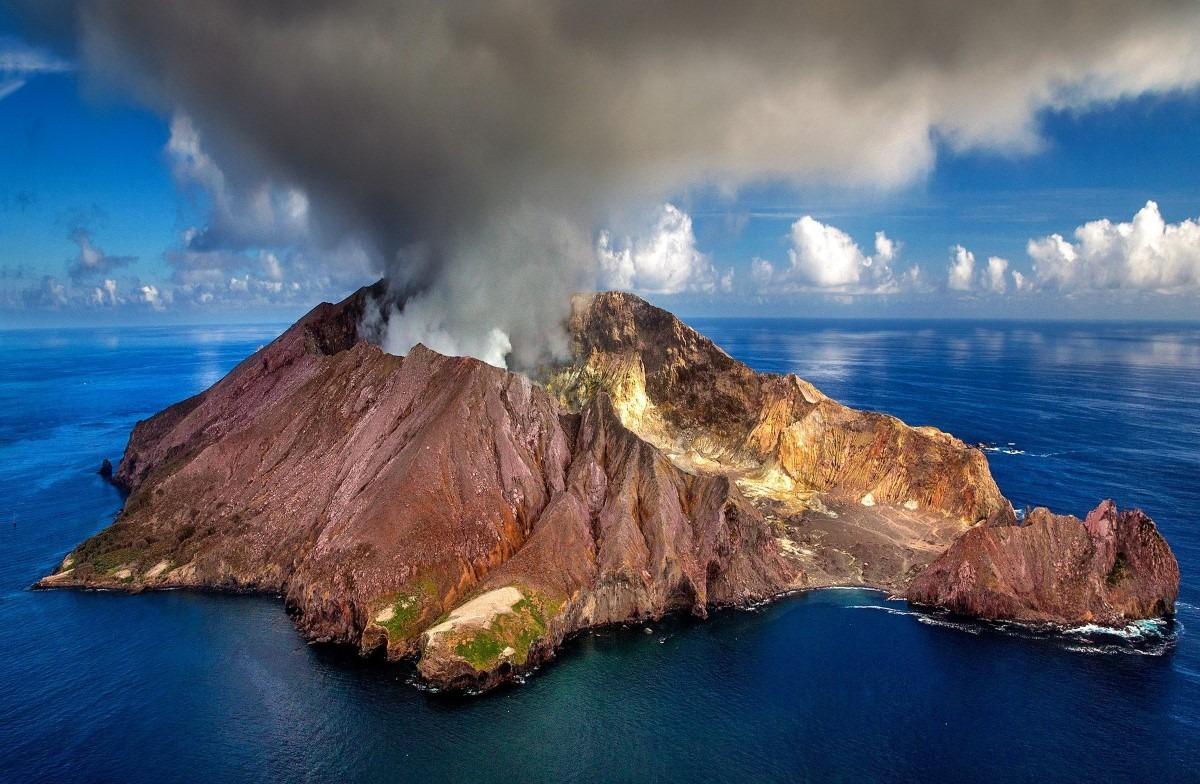 Vulkaan fotograferen