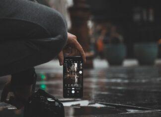 Fotograferen met een Iphone