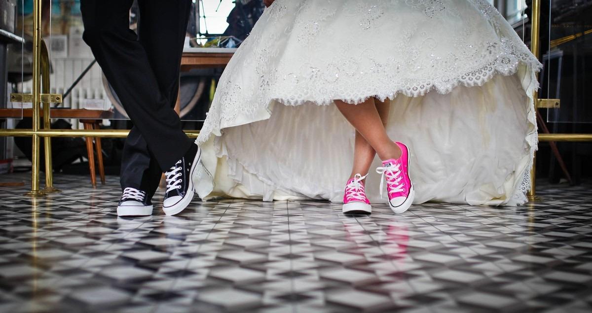 bruidsfotografie lens foto